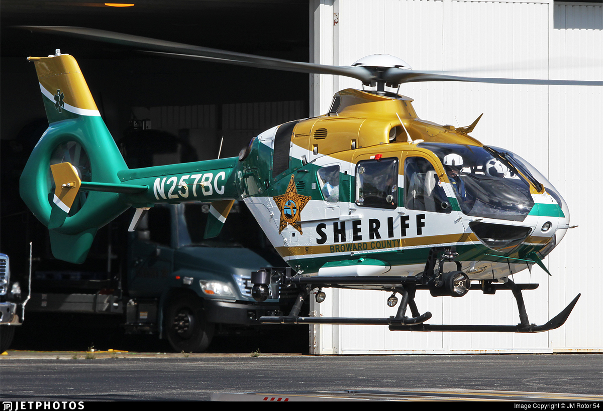 N257BC - Eurocopter EC 135T2+ - United States - BCAD - Broward County Aviation Department
