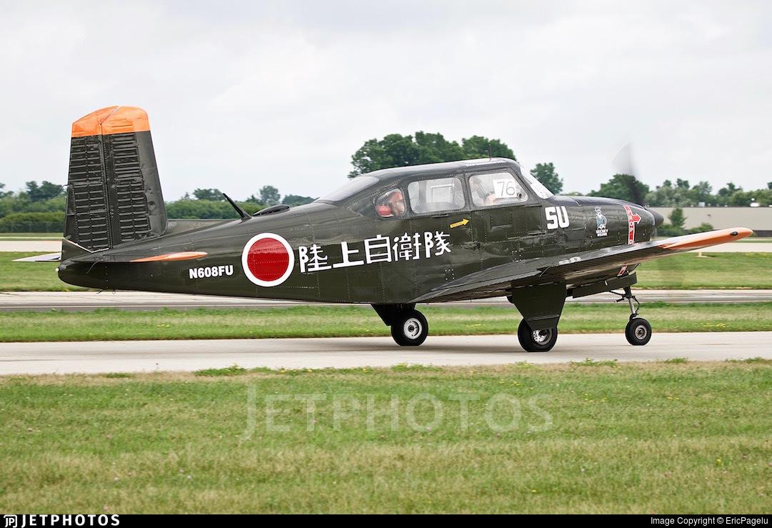 N608FU - Fuji LM-1 - Private