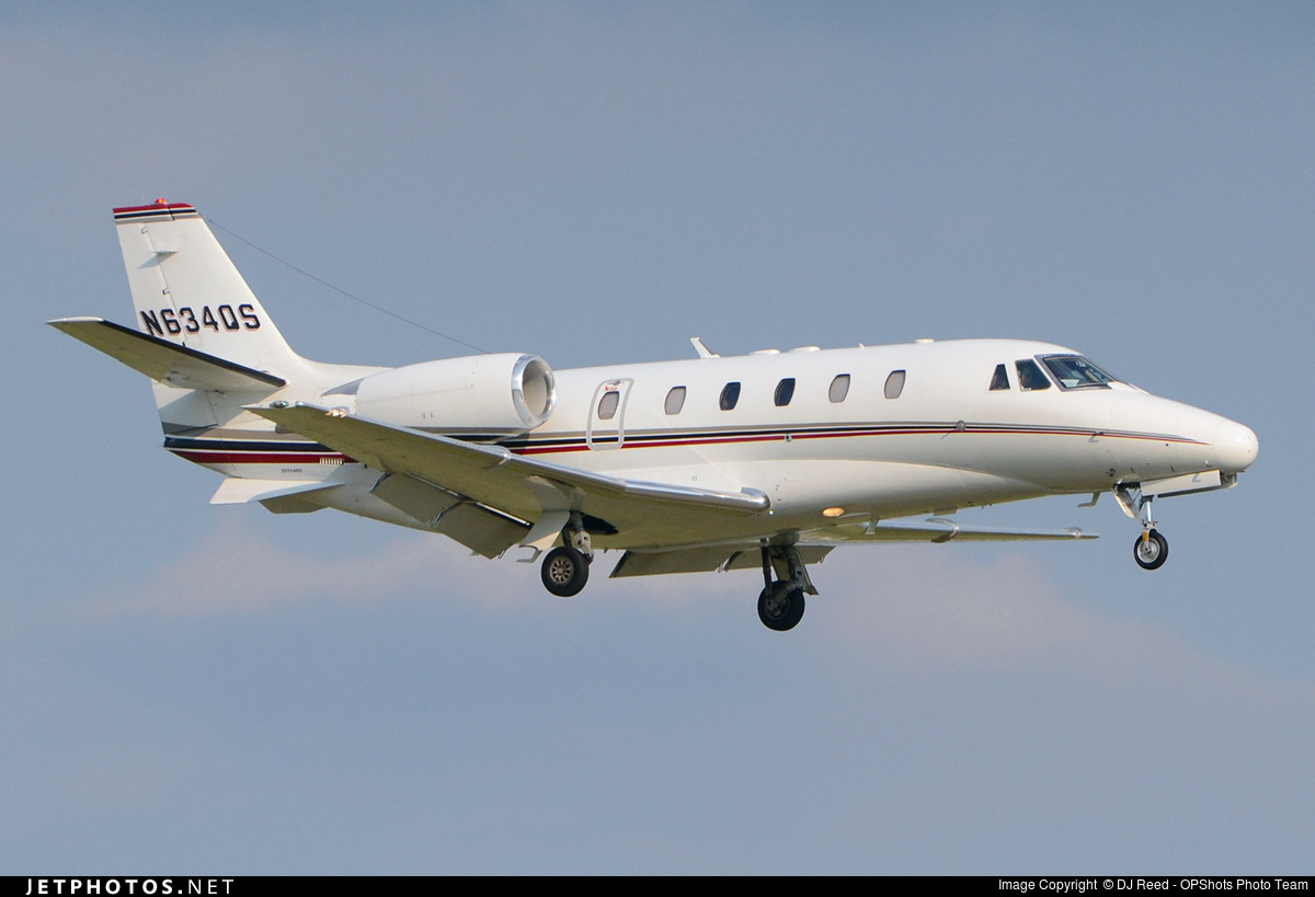 N634QS - Cessna 560XL Citation XLS - NetJets Aviation