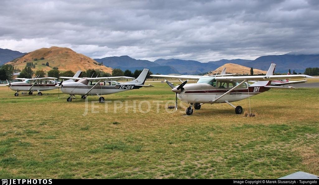 NZQN - Airport - Ramp