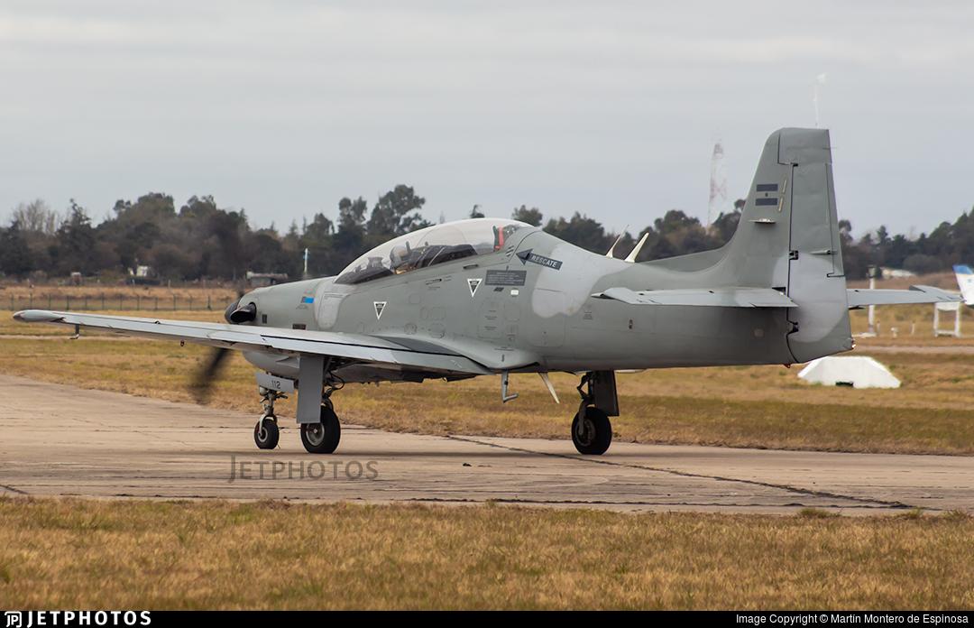 A-112 - Embraer EMB-312 Tucano - Argentina - Air Force