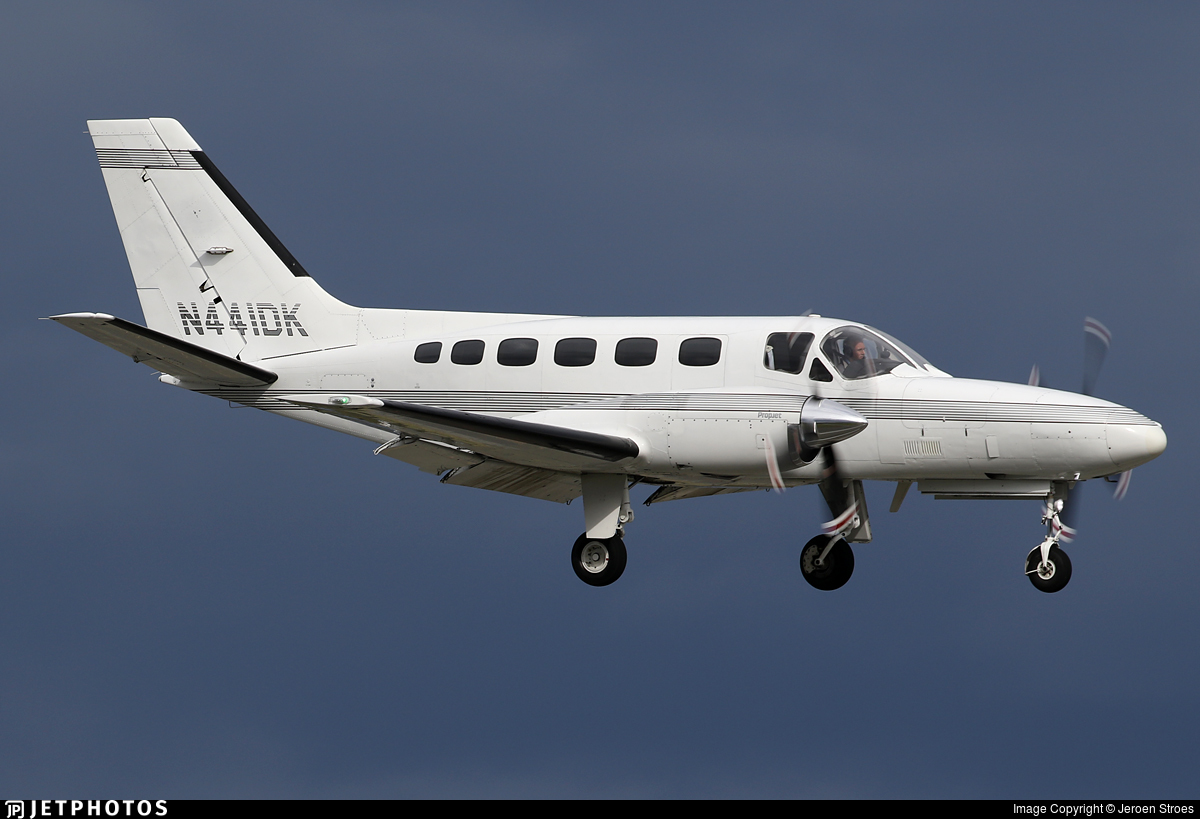 N441DK - Cessna 441 Conquest II - Private