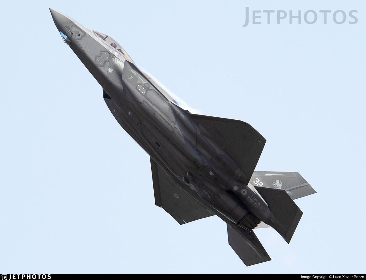 MM7361 - Lockheed Martin F-35A Lightning II - Italy - Air Force