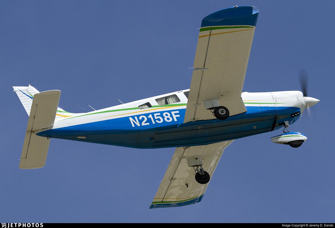 N2158F - Piper PA-32-300 Cherokee Six - Private
