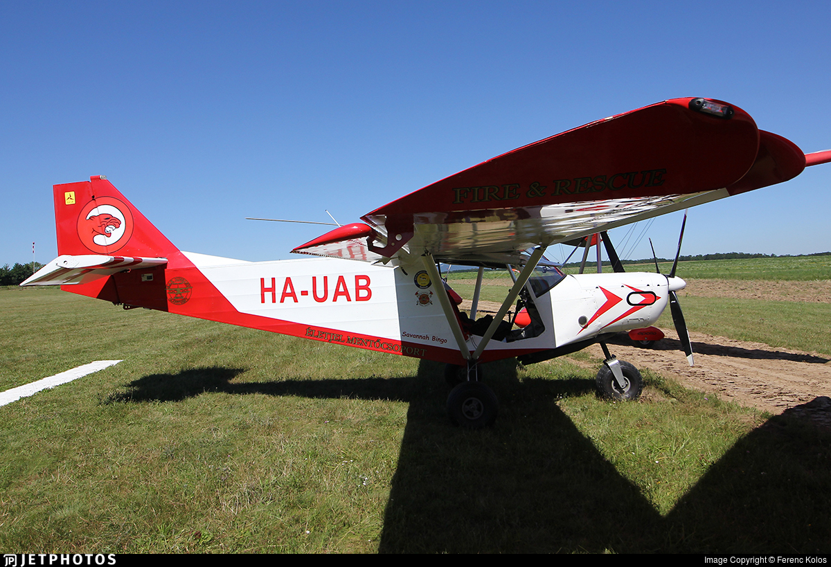HA-UAB - Bingo 503 - Private