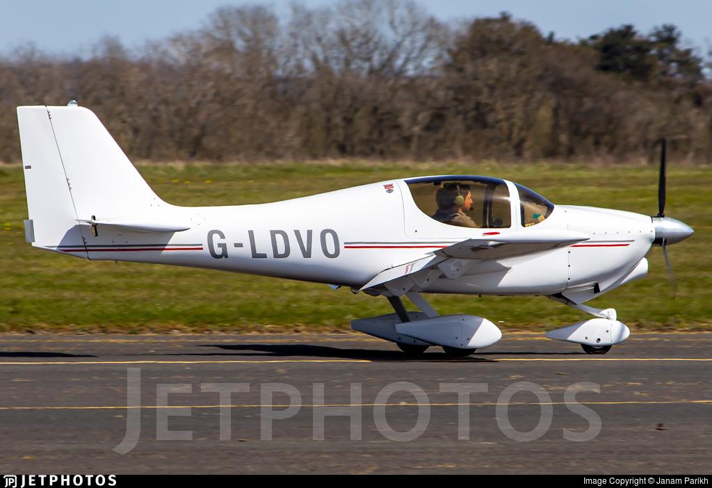G-LDVO - Europa XS - Private