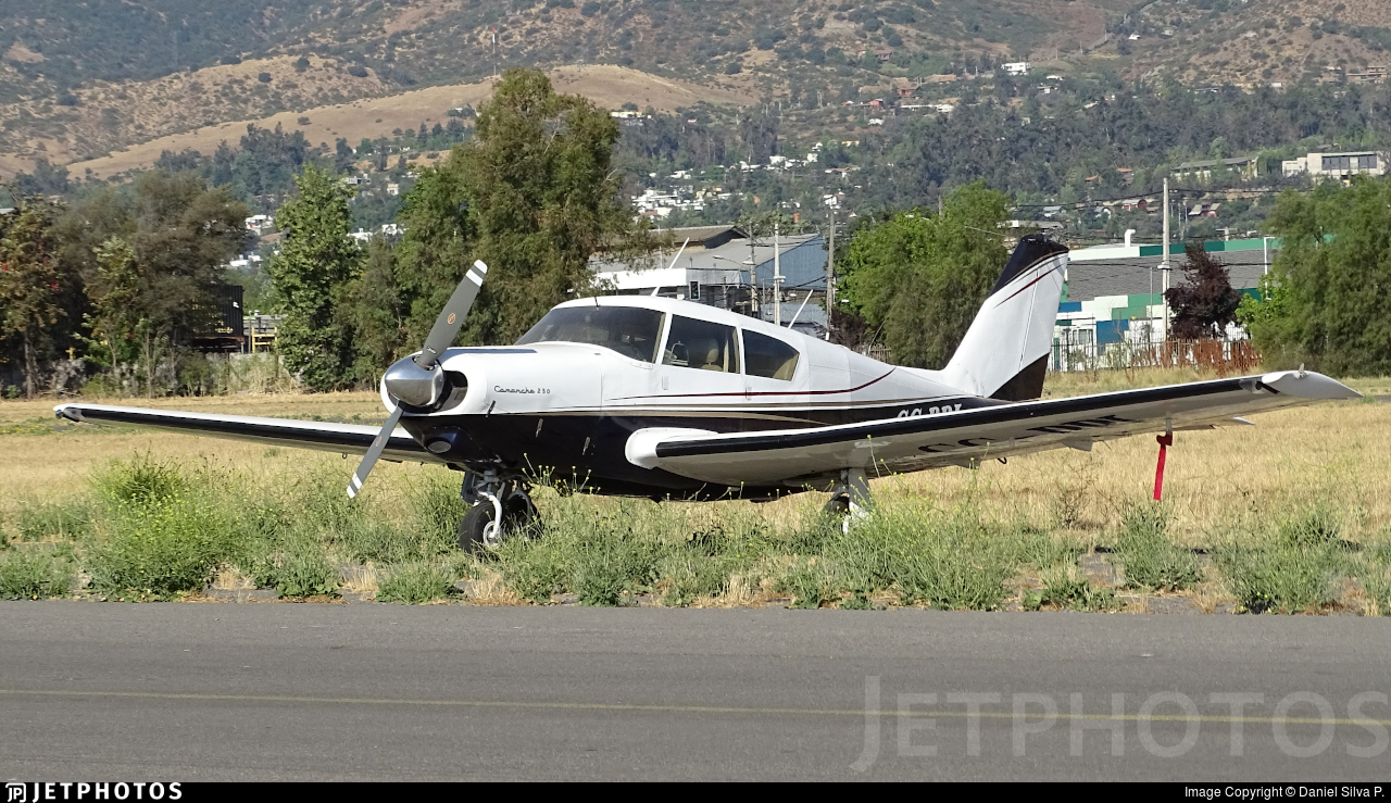 CC-PPI - Piper PA-24-250 Comanche - Private