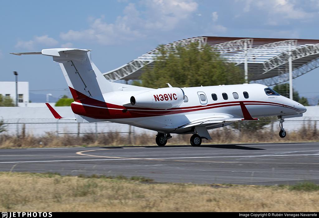 N38VC - Embraer 505 Phenom 300 - Private