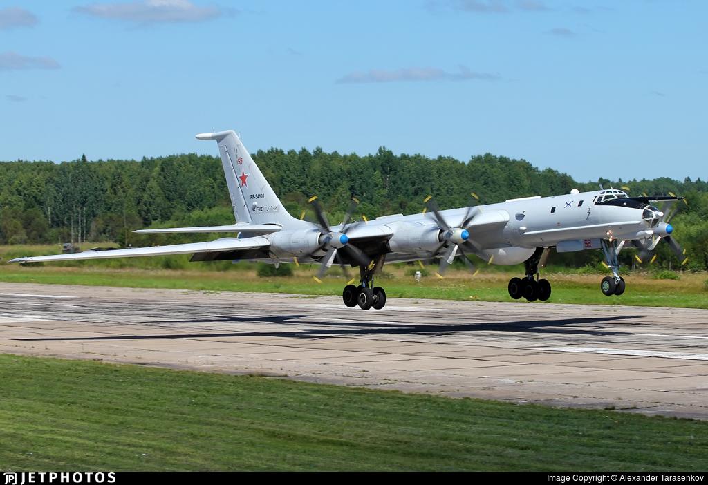 RF-34108 - Tupolev Tu-142M3 - Russia - Navy