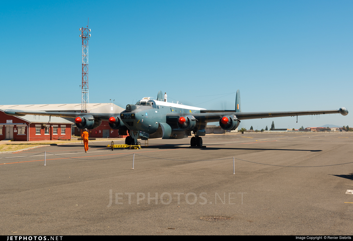 1722 - Avro Shackleton MR.3 - South Africa - Air Force