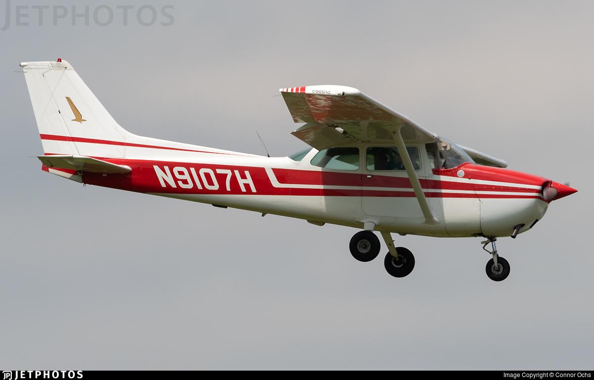 N9107H - Cessna 172M Skyhawk - Private