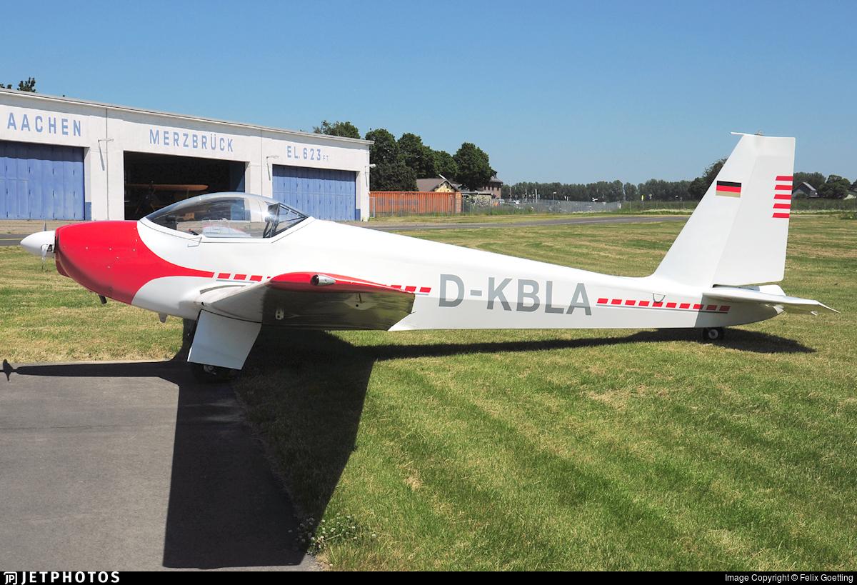 D-KBLA - Schleicher ASK-16 - Private