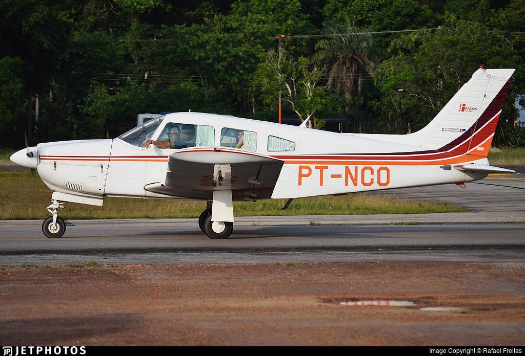 PT-NCO - Embraer EMB-711T Corisco II - Heiss Taxi Aereo