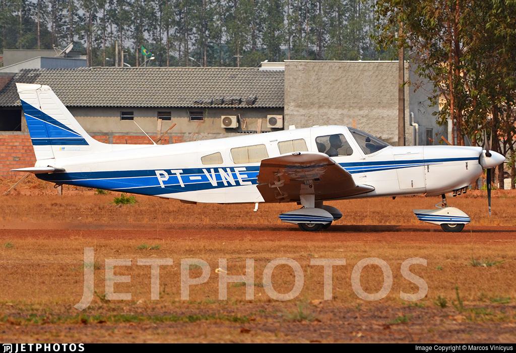 PT-VNE - Embraer EMB-720D Minuano - Private