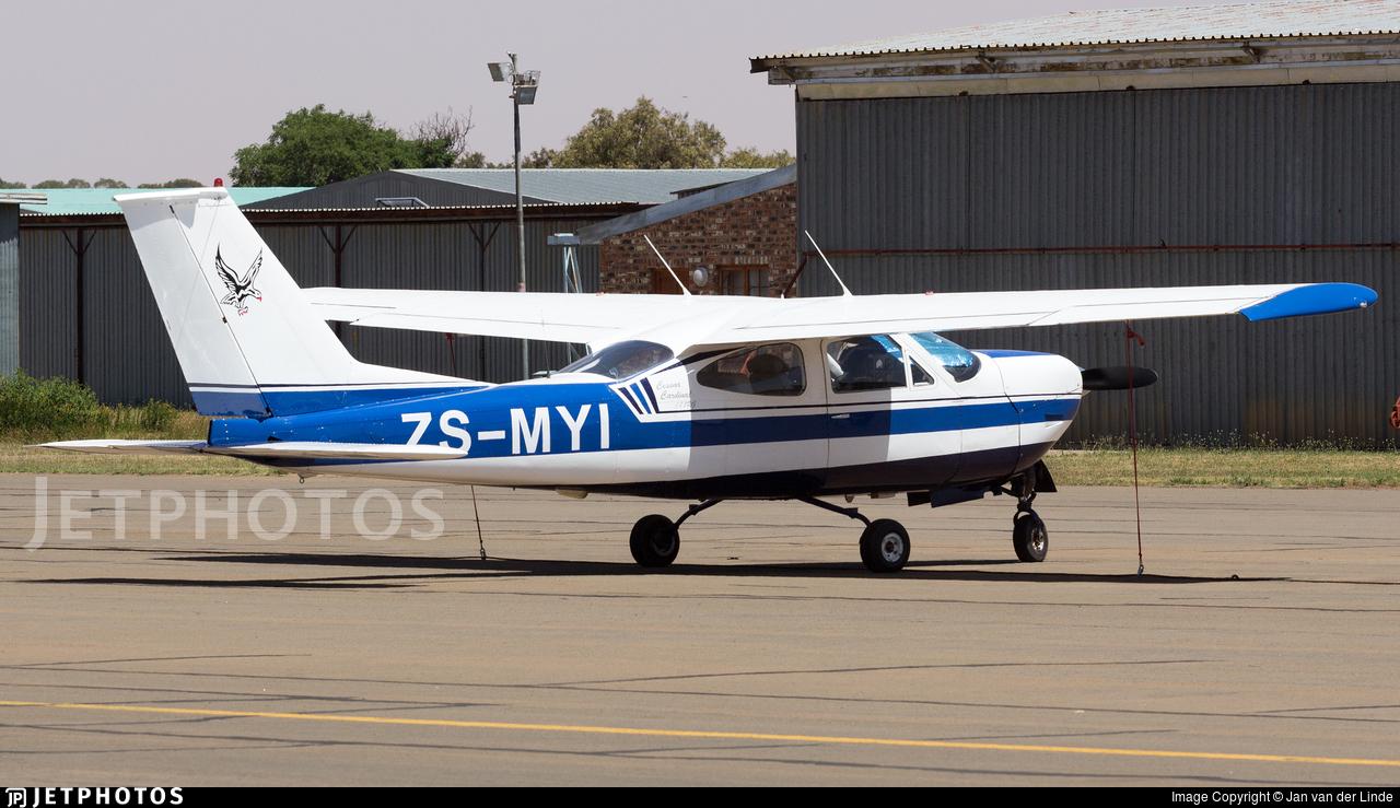 ZS-MYI - Cessna 177RG Cardinal RG - Private