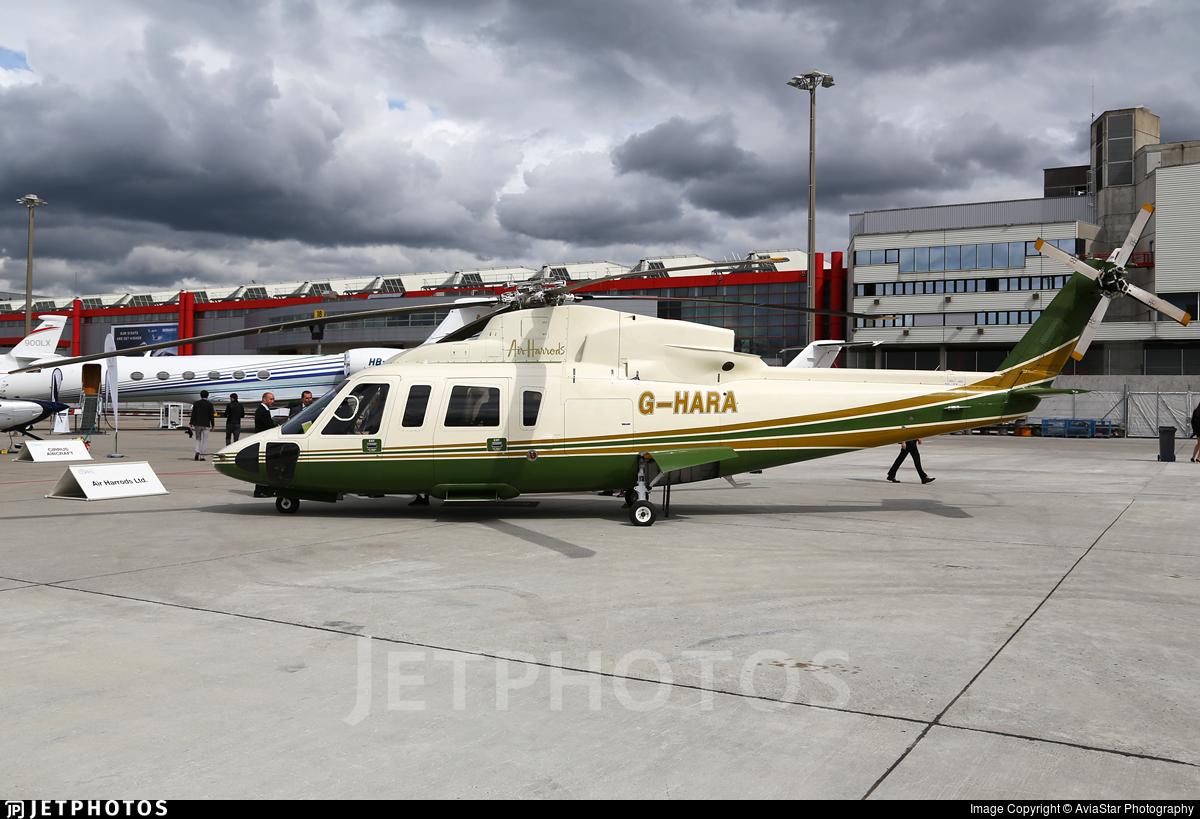 G-HARA - Sikorsky S-76C - Private
