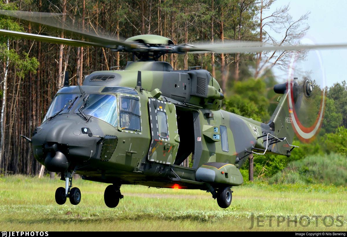 78-15 - NH Industries NH-90TTH - Germany - Army