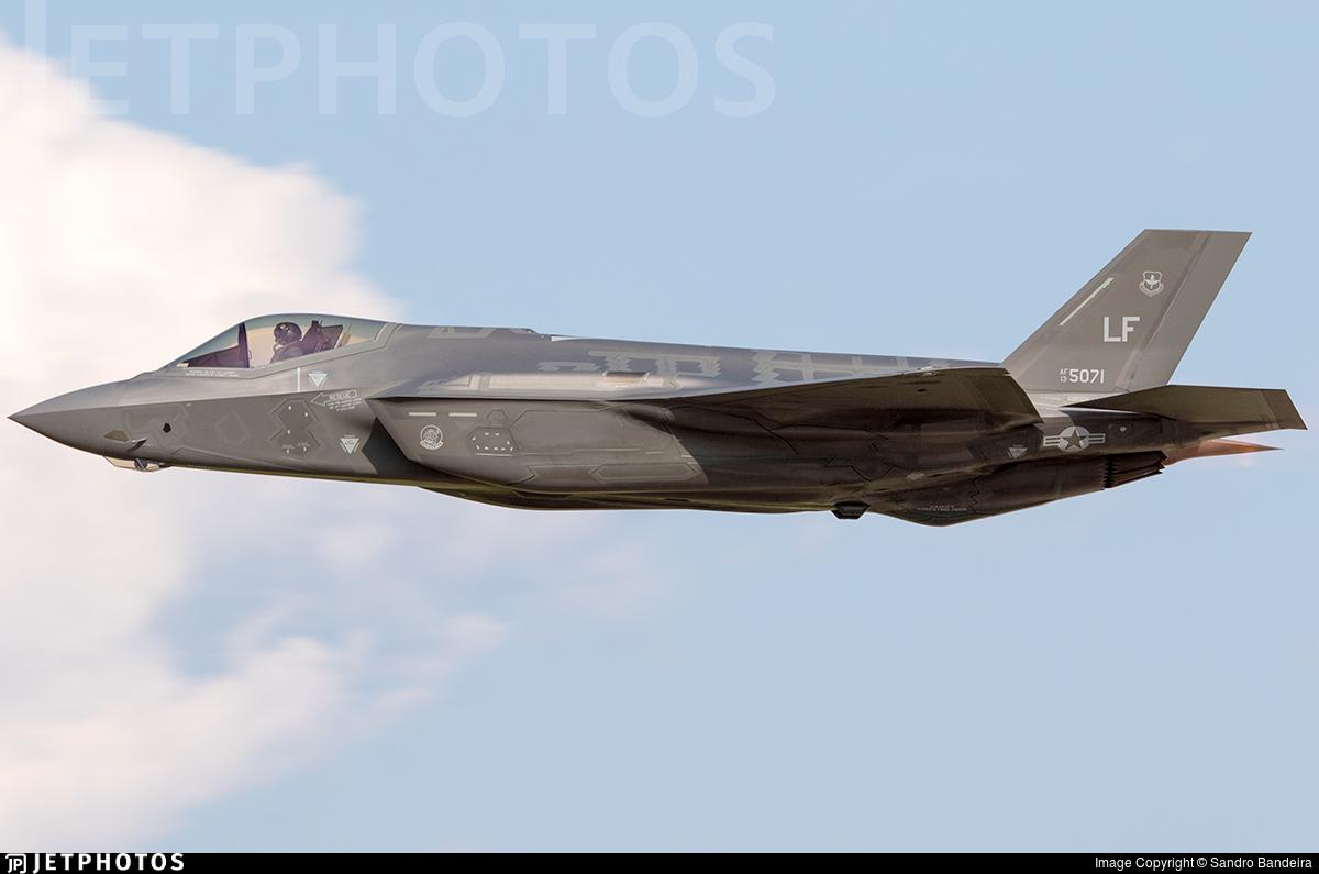13-5071 - Lockheed Martin F-35A Lightning II - United States - US Air Force (USAF)
