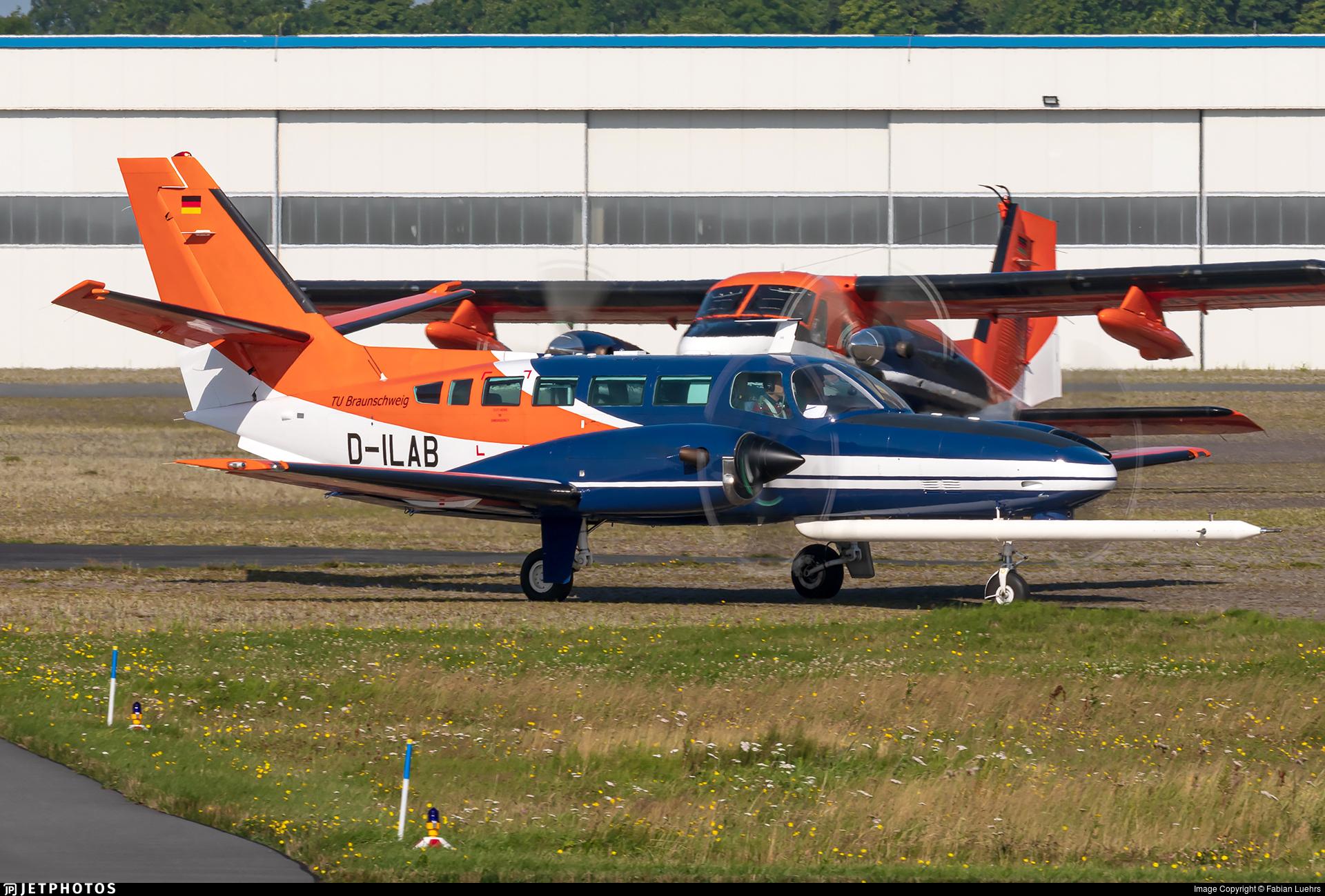 D-ILAB - Reims-Cessna F406 Caravan II - Technische Universität Braunschweig