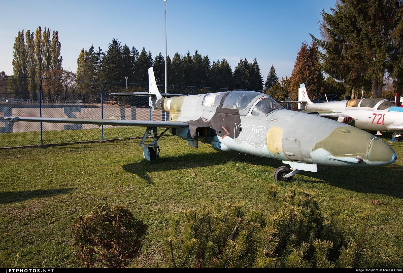 1226 - PZL-Mielec TS-11 Iskra Bis D Iskra - Poland - Air Force
