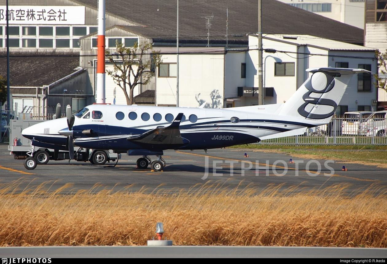 JA99DR - Beechcraft B300 King Air 350i - Private