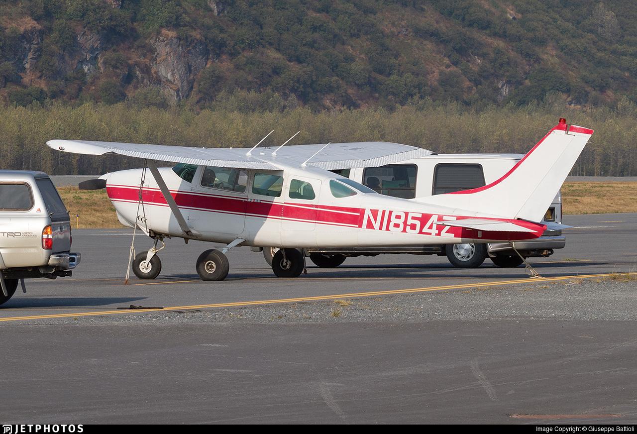 N1854Z - Cessna 210-5A Centurion - Private
