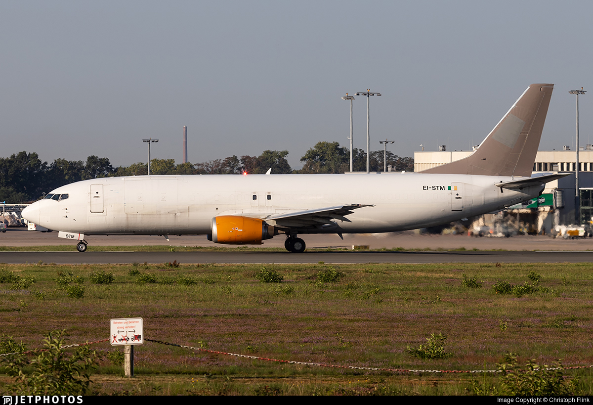 EI-STM - Boeing 737-4Z9(SF) - ASL Airlines