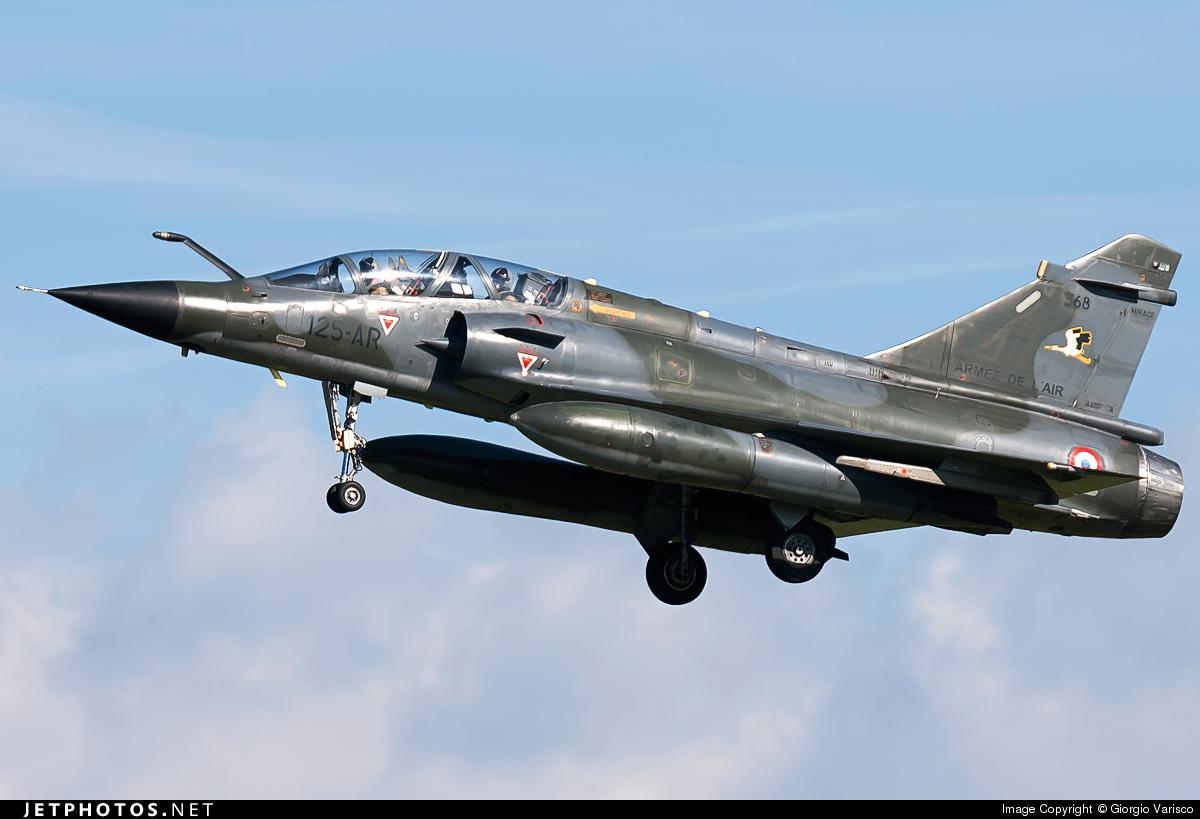 368 - Dassault Mirage 2000N - France - Air Force