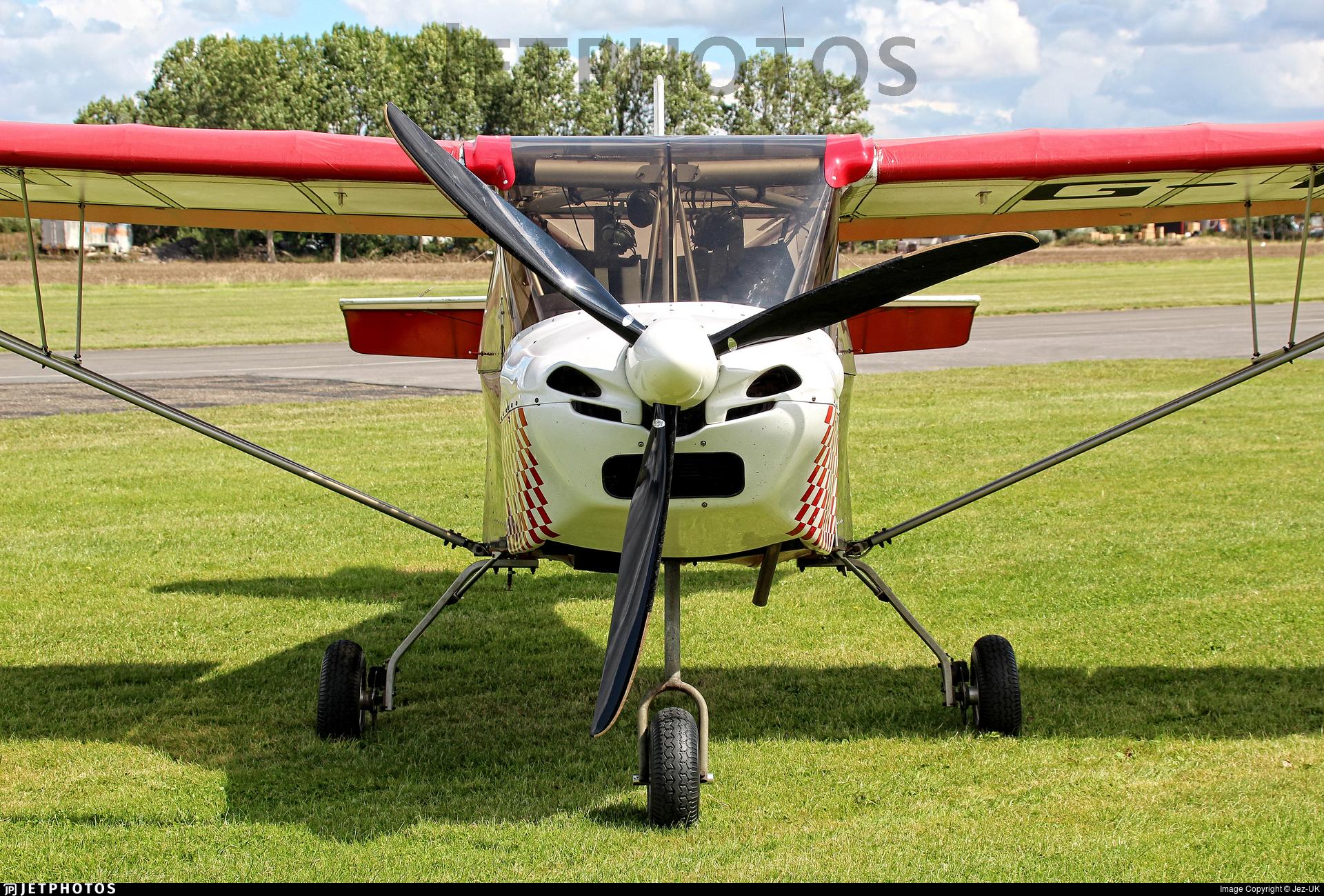 G-PTAR - Skyranger 912 - Private
