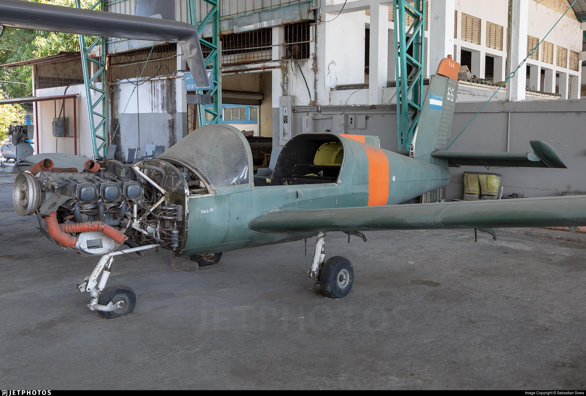 65 -  - El Salvador - Air Force