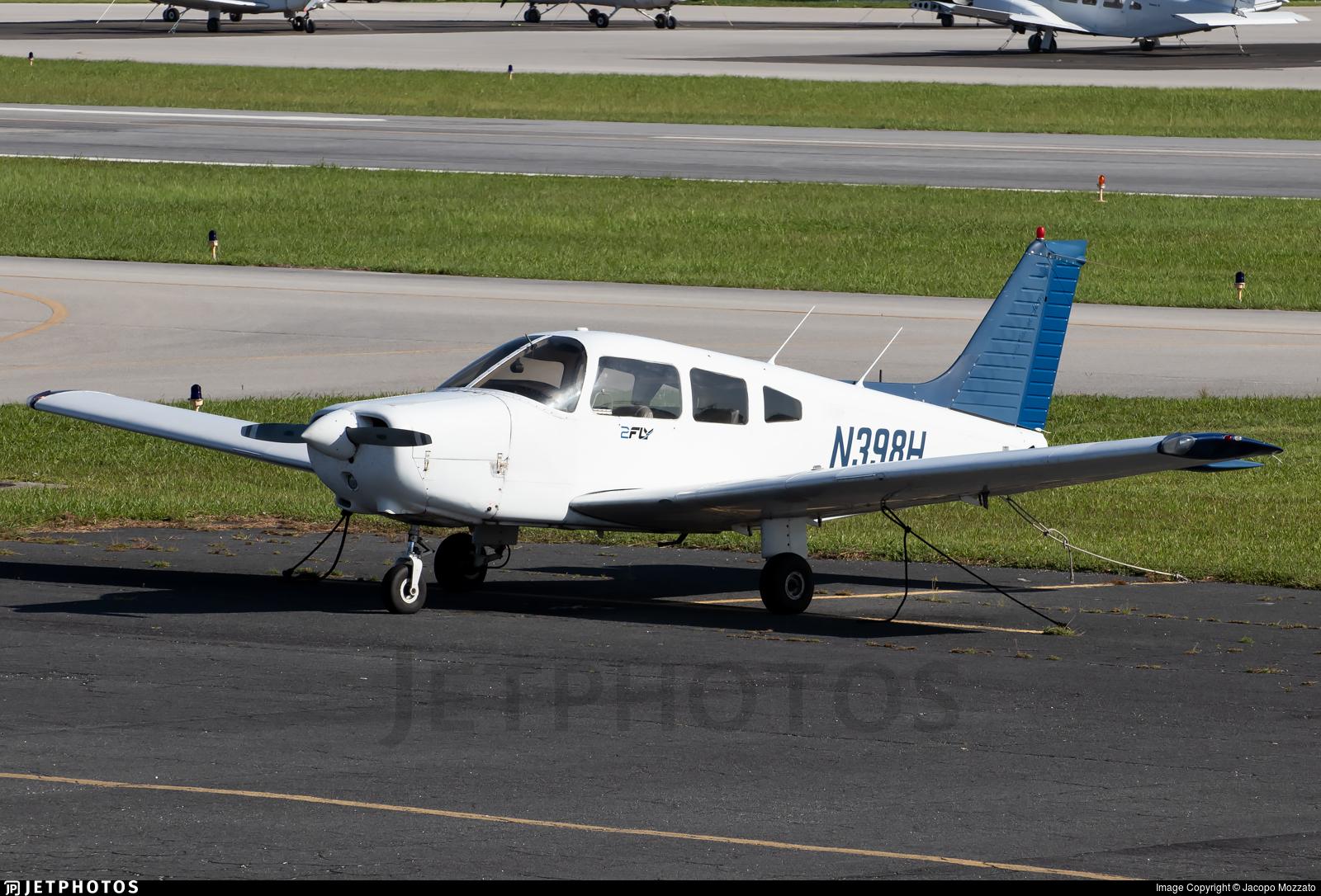 N398H - Piper PA-28-161 Cadet - Private