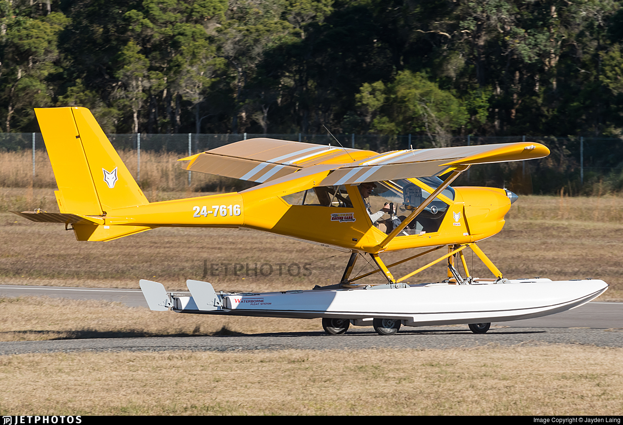 24-7616 - Aeroprakt A22L Foxbat - Private