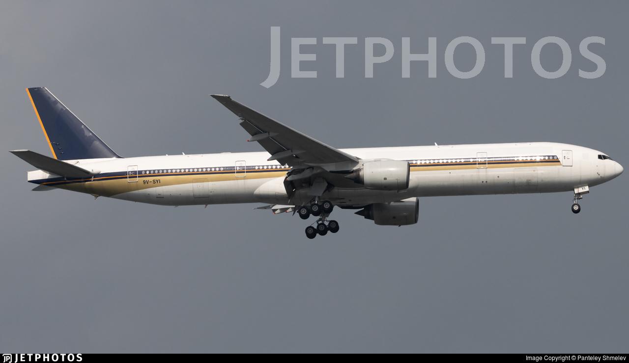 9V-SYI - Boeing 777-312 - Untitled