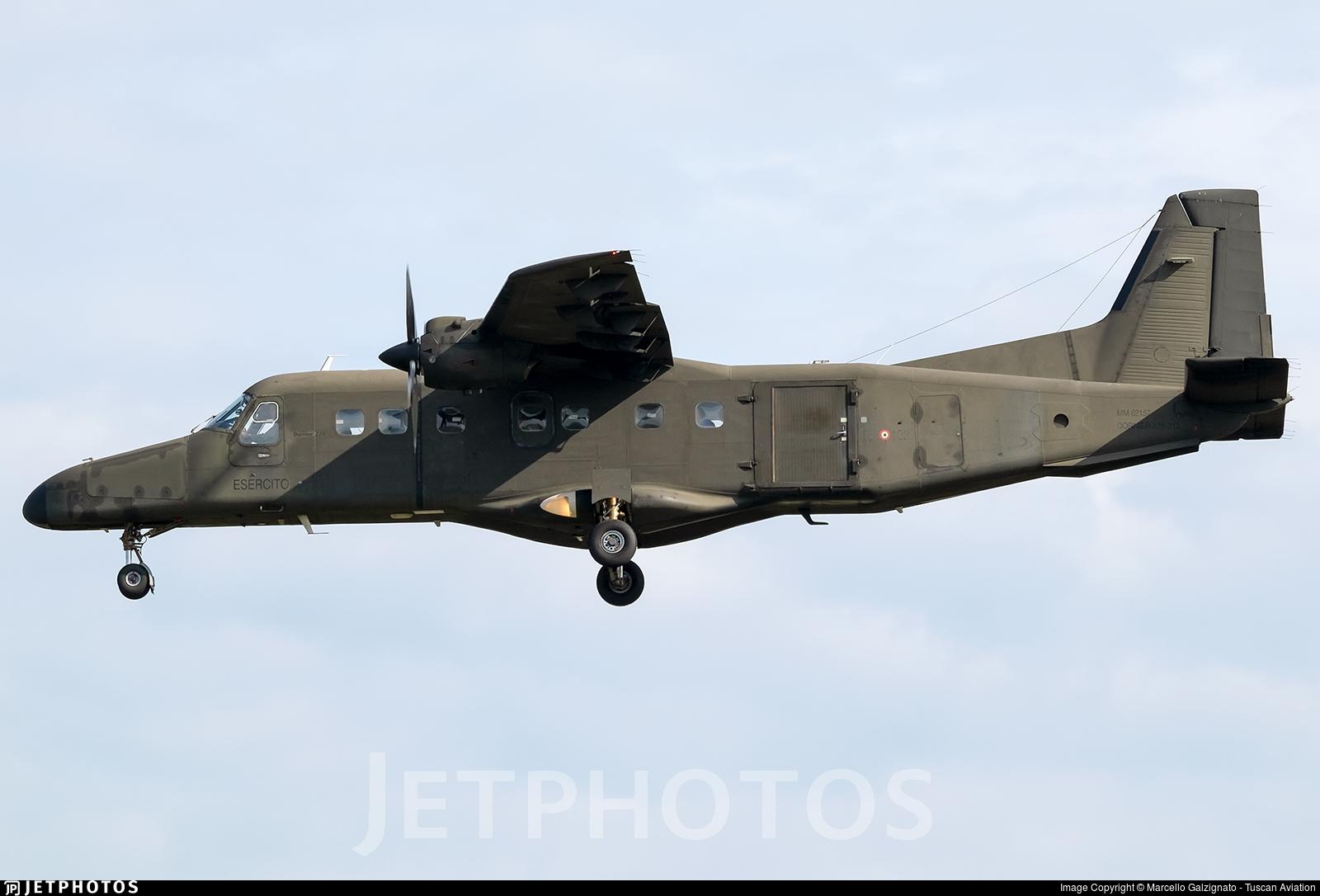 MM62157 - Dornier Do-228-212 - Italy - Army