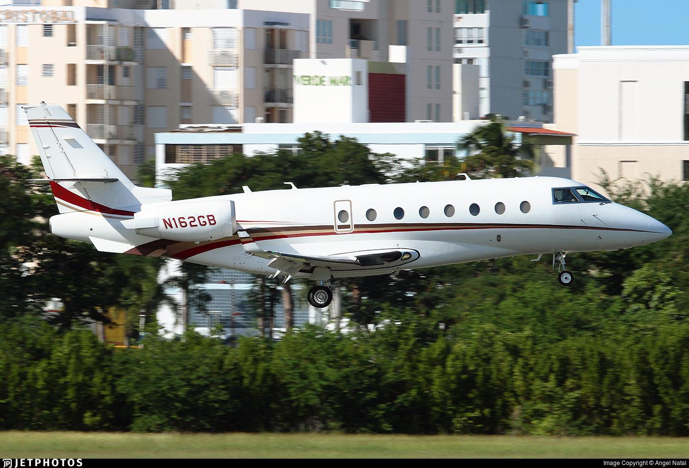 N162GB - Gulfstream G200 - Private