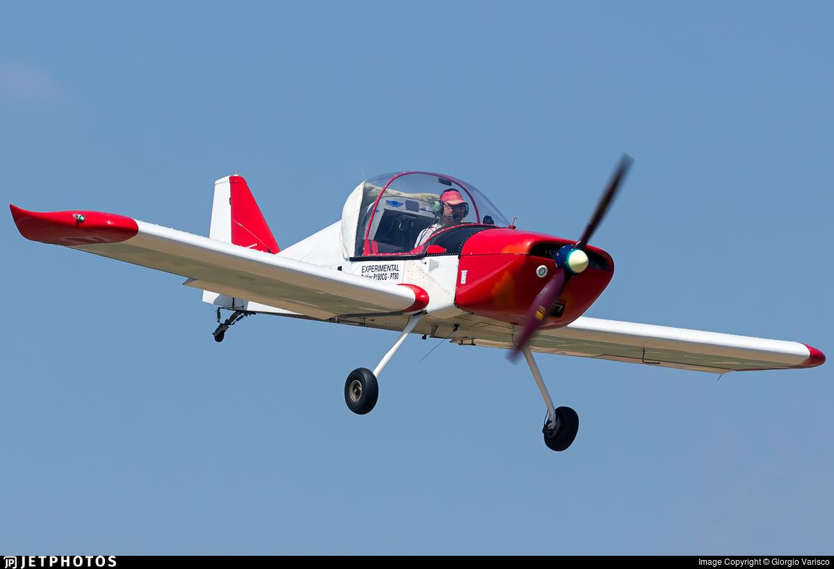 I-SKRA - Pottier P180CG-PT80 - Private