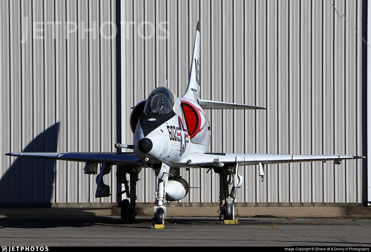 147733 - Douglas A-4C Skyhawk - United States - US Navy (USN)