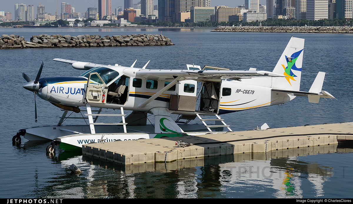 Cessna 208B Grand Caravan EX - Air Juan - JetPhotos