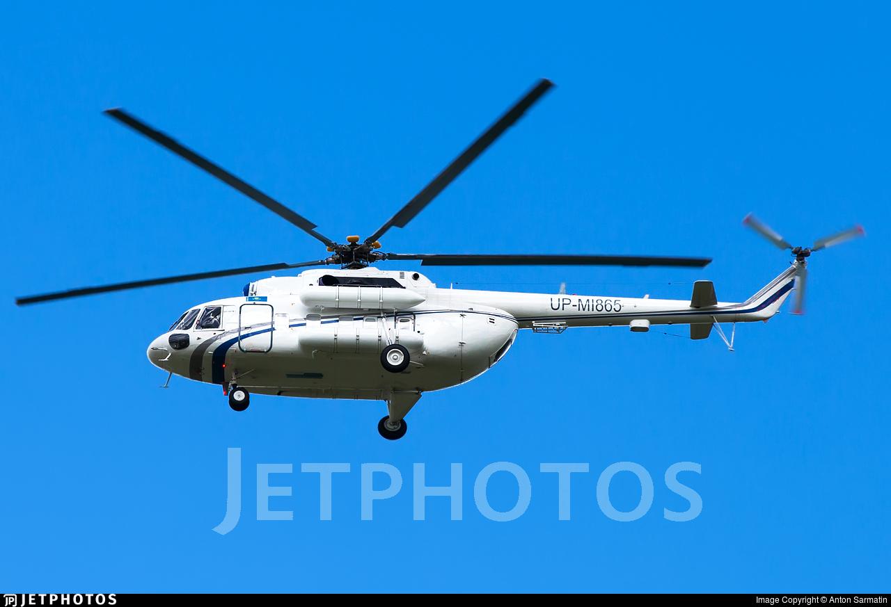 UP-MI865 - Mil Mi-8MTV-1 Hip - Prime Aviation