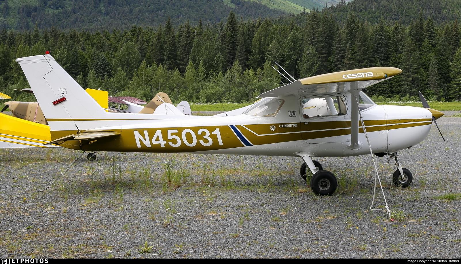 N45031 - Cessna 150M - Private