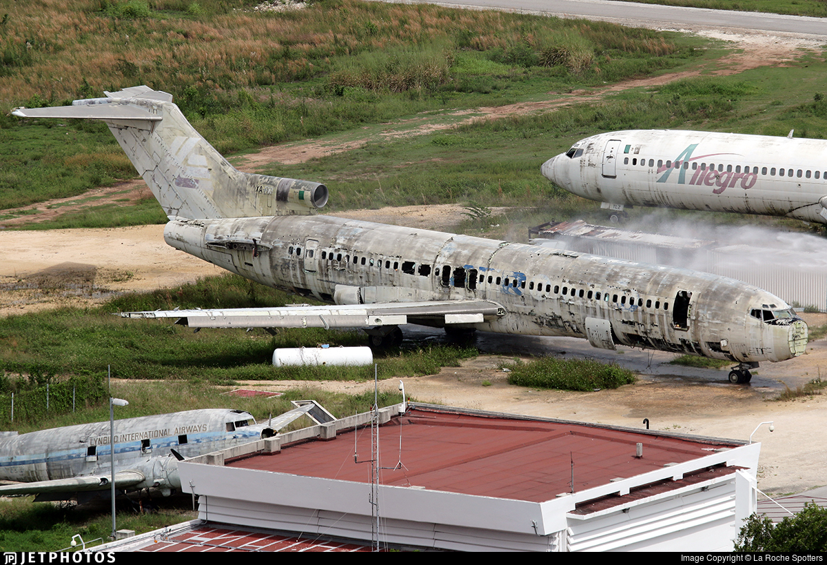 XA-RXI - Boeing 727-225 - Untitled