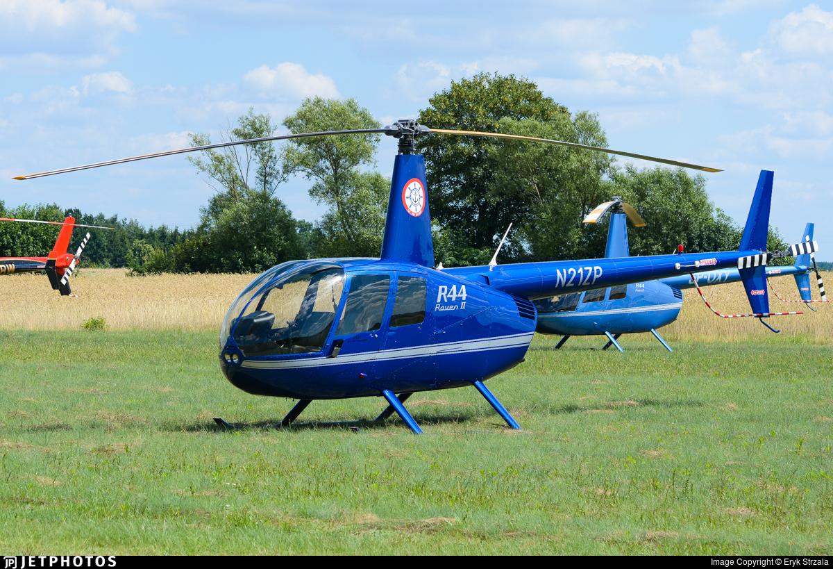 N21ZP - Robinson R44 Raven II - Private