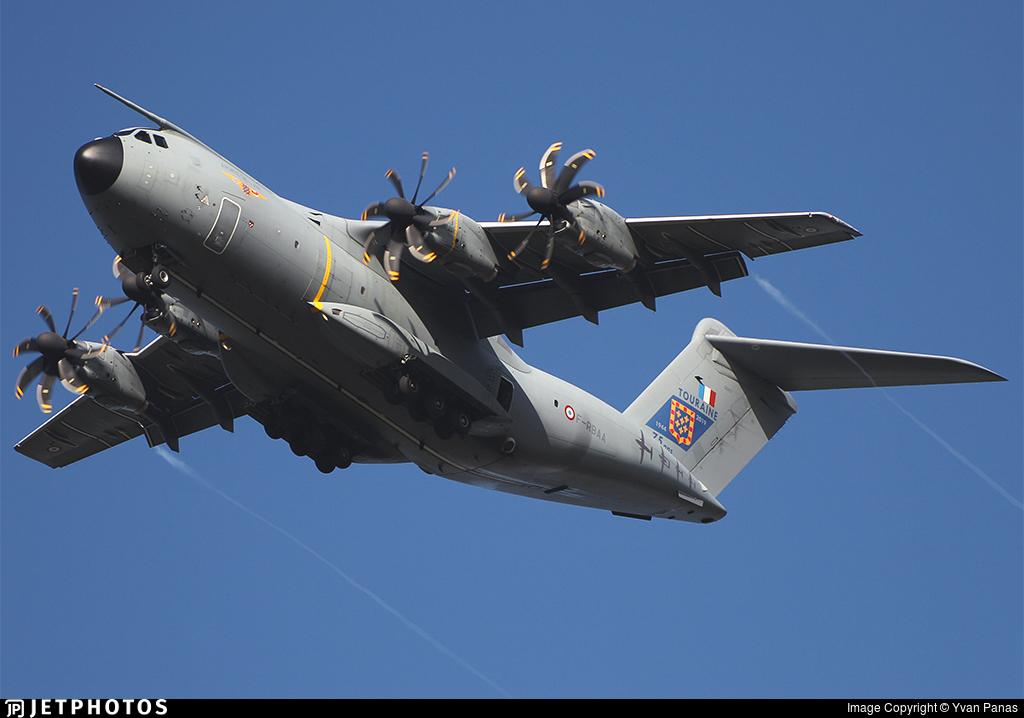 007 - Airbus A400M - France - Air Force