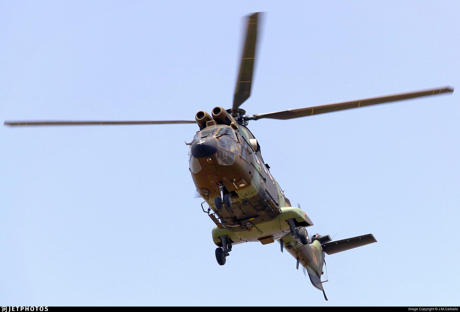 HT.21-04 - Aérospatiale AS 332B Super Puma - Spain - Army
