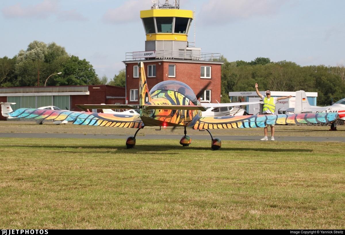 D-MZBA - Aerostyle Breezer C - Private