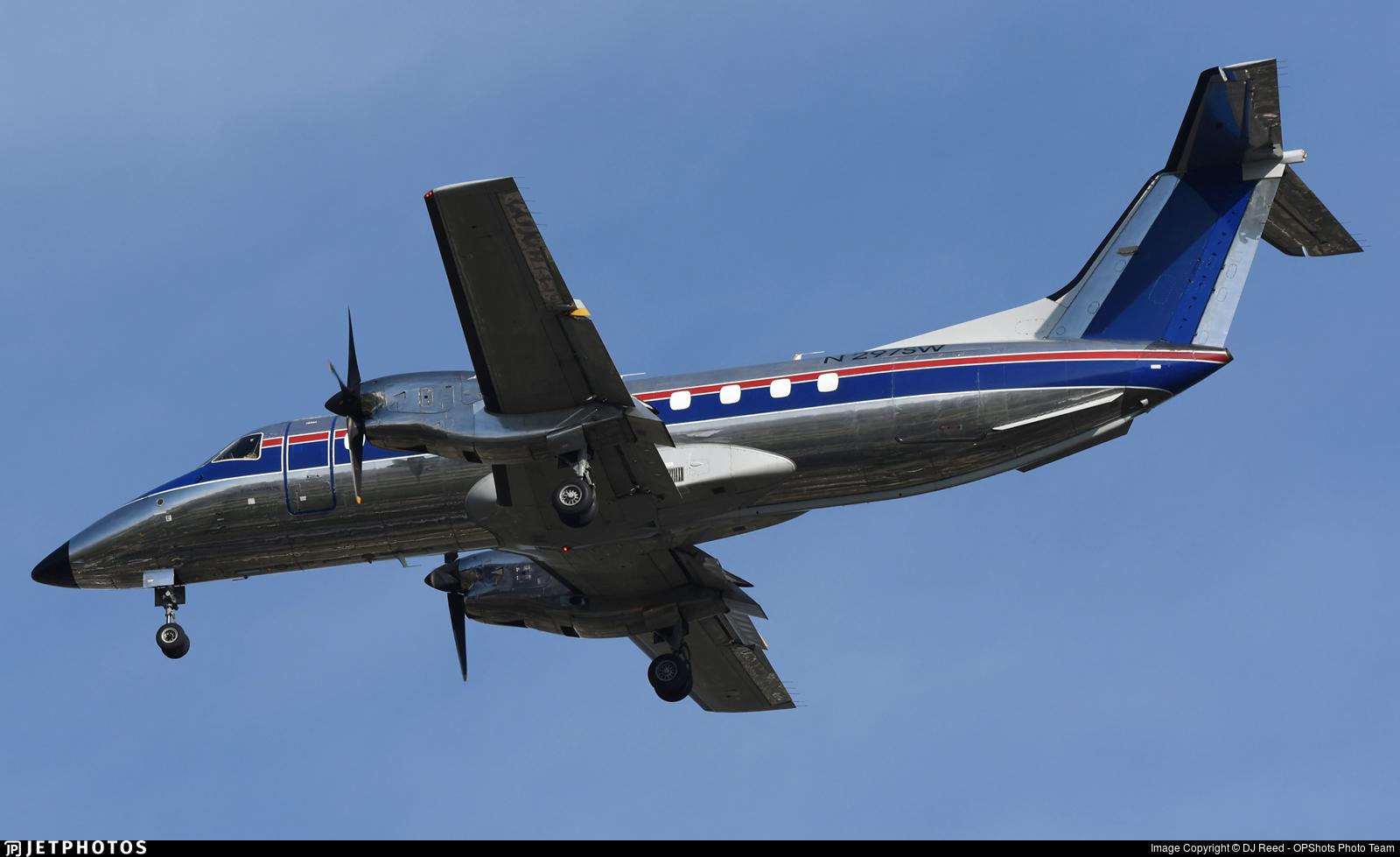 N297SW - Embraer EMB-120ER Brasília - Berry Aviation