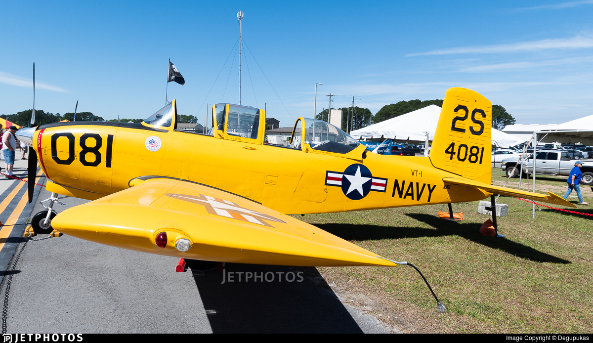 N800Z - Beech D-45 Mentor - Private