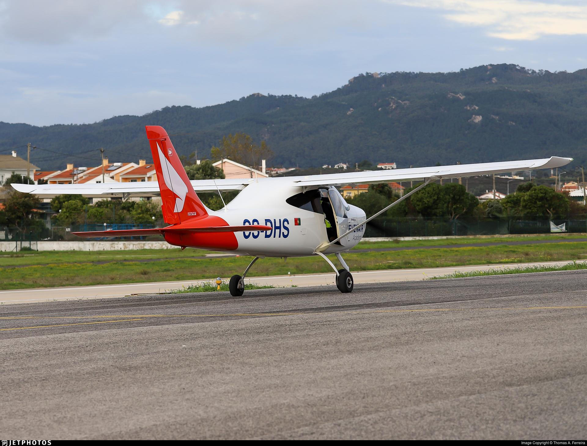 CS-DHS - Tecnam P2008JC - Seven Air