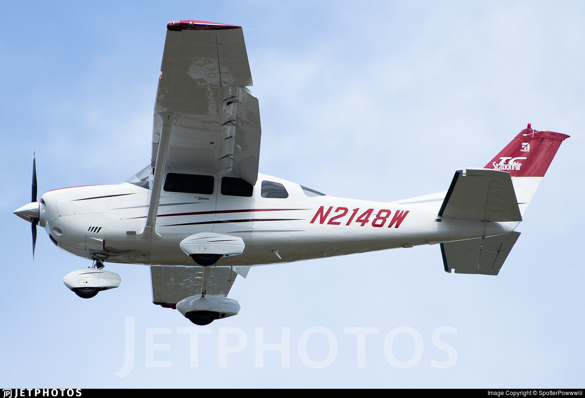 N2148W - Cessna T206H Stationair TC - Private