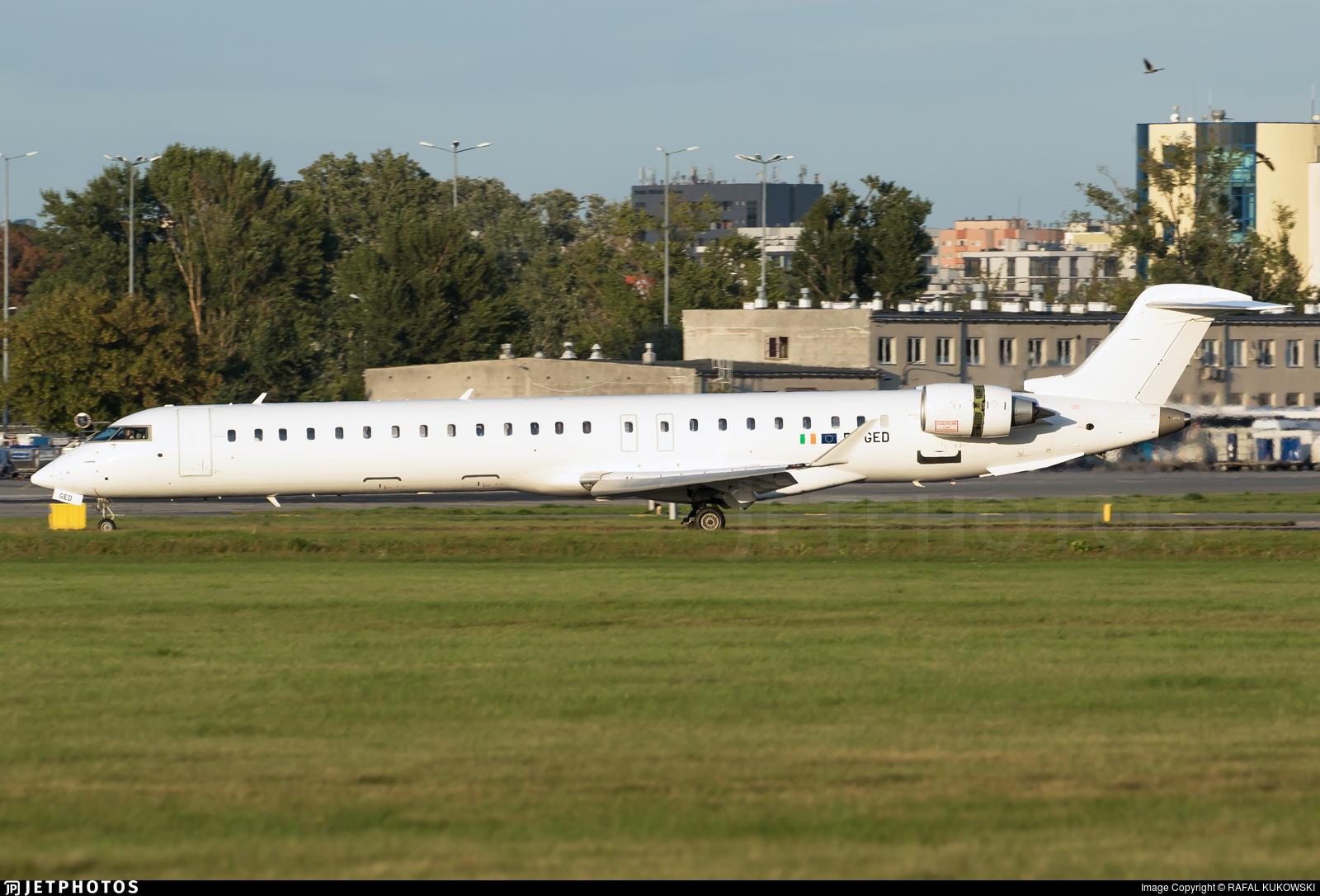 EI-GED - Bombardier CRJ-900LR - CityJet